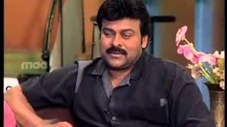 Chirutha tho Anna Thammudu    Chiranjeevi,Pawan kalyan,Ram Charan  Rare Interview low