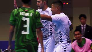 AFC Futsal Club Championship Indonesia 2018 ► Skills, tricks and goals