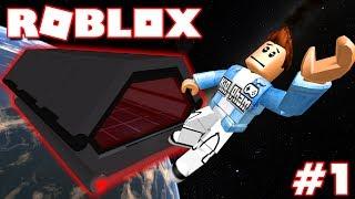 Roblox | LẠC TRÔI CÔ ĐỘC TRÊN TÀU VŨ TRỤ - Deep Space Tycoon #1 | KiA Phạm