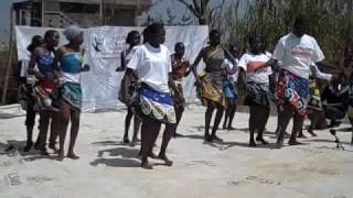 Luhya Dance - CoKF Drama and Music Festival