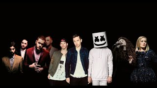 Imagine Dragons / Twenty Øne Piløts / Marshmello / Adele / Lorde - Kids No More (MASHUP)