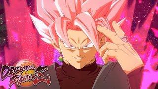 Goku Black, Hit & Gotenks GAMEPLAY! | Arcade Mode | Dragon Ball FighterZ