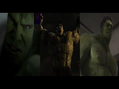 All Times Hulk Has Spoken In Film 2003, 2008, 2012