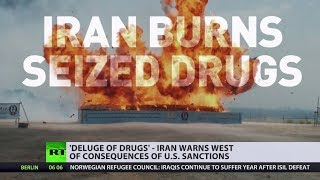 Sanctions on Iran may result in