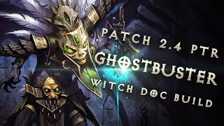 2.4 Witch Doctor Jade Harvester 'Ghostbuster