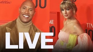 Taylor Swift, Dwayne Johnson At Time 100 Gala | ET Canada LIVE