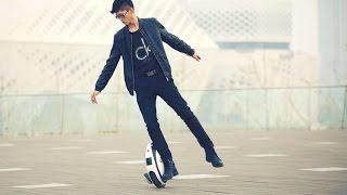 self-balance scooter - mini Segway - self balance skateboard - two wheel board