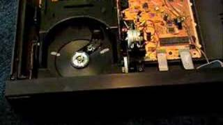 How to fix a CD player drawer problem - #2