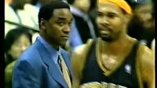 NBA 2002-2003 Pacers - Wizards