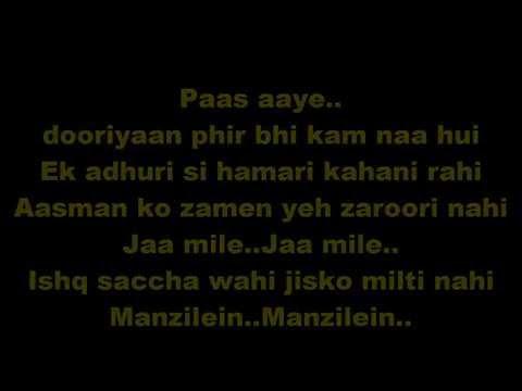 Xxx Mp4 Hamari Adhuri Kahani Full Song With LyricsEmraan HashmiVidya BalanArijit Singh 3gp Sex