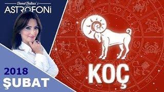 Koç Burcu Şubat 2018 Astroloji ve Burç Yorumu Astrolog Demet Baltacı.
