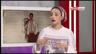 زينب عماري تتحدث عن مشوارها مع الاناقة و الموضة  و عن سرقة التراث الجزائري