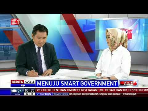 Dialog Publik: Menuju Smart Government # 1