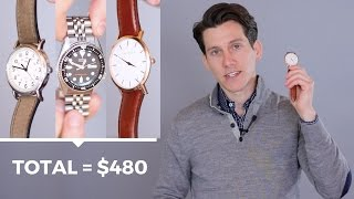 The Only 3 Watches You Really Need | Beginner Watch Collection for Men