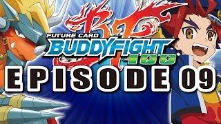 [Episode 9] Future Card Buddyfight Hundred Animation