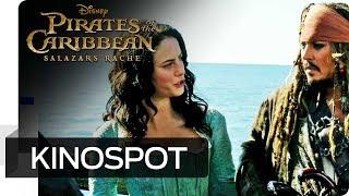 Sind alle Piraten so dämlich? - PIRATES OF THE CARIBBEAN: SALAZARS RACHE | Disney HD