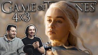 Game of Thrones Season 4 Episode 3 REACTION