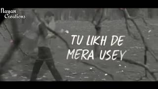 Aye Khuda Uska hi Bana(1920 Evil Returns) 30s WhatsApp status create by: Nayan Creations Part-1