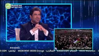 Arab Idol – العروض المباشرة – امير دندن – جيت بوقتك