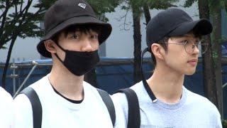 [SSTV] 빅스(VIXX), 잘생김이 꽉찬 훈남 소년들 '멋짐이 철철' (뮤직뱅크 출근길)
