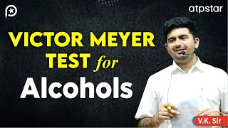 Victor meyer test-JEE || NEET || CBSE