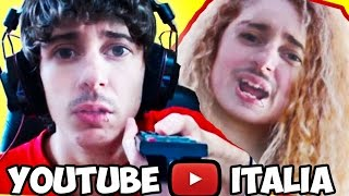 YOUTUBE ITALIA - FACE SWAP