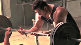 Salman Khan Body Building Encouraged GYM Culture In India