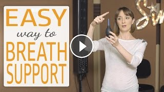 easy way to develop great breath support