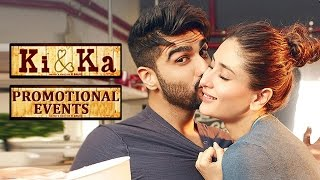 Ki & Ka Movie (2016) | Kareena Kapoor, Arjun Kapoor | Promotional Events