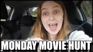 MONDAY MOVIE HUNTING ?? - October Is A Quiet Movie Month + General Video Updates!!