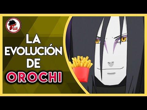 Xxx Mp4 Naruto Historia Y Evolución De OROCHIMARU El Vende Papas 3gp Sex