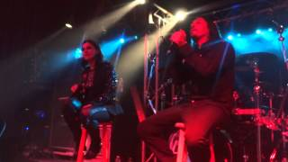 Lacuna Coil (live): Full Acoustic Set from the Dark Legacy Tour 2012