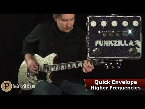 SolidGoldFX Funkzilla - Tap Tempo/ Envelope Filter