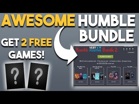 Xxx Mp4 AWESOME Humble Bundle GET TWO FREE GAMES And Steam Review CHANGES 3gp Sex