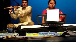 Flute - Amay Dubaili Re, Amay Bhasaili Re