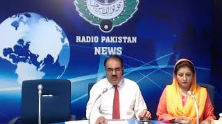 Radio Pakistan News Bulletin 8 PM (24-04-2018)