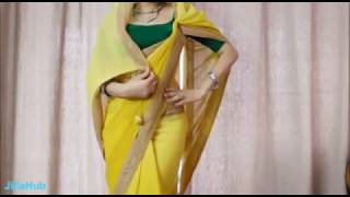How To Wear Indian Saree Perfectly:Drape Sari Step By Step Like Diva