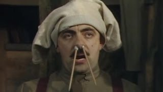 A Bout of Insanity - Blackadder - BBC