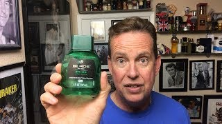 Saturday Supermarket Shave. Trying items that are or were found in supermarkets or pharmacies.