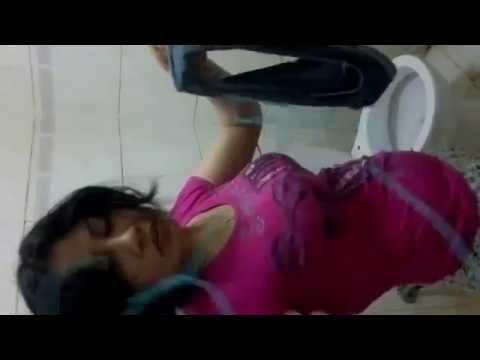Very cute bangali house wife