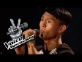 Talking To The Moon Bruno Mars Dehua Hu Cover The Voice Of Germany 2016 Audition mp3