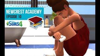 CYBER BULLIED: HIGH SCHOOL DRAMA: NEWCREST ACADEMY | EP.10 | A Sims 4 Series