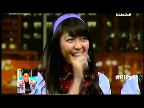 VE JKT48 Diajak Nikah Marchel Mels Update 13-02-2013 .