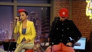 25Band Interview ( Chand Shanbe Ba Sina ) And Live Perform 2013 FARSI1 TV