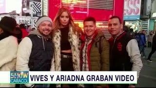 Ariadna Gutierrez la Protagonista del Nuevo Video de Carlos Vives
