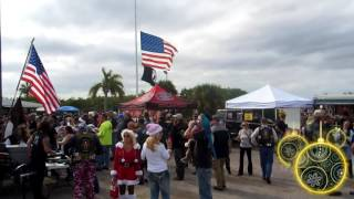 Vietnam Vets and Legacy Vets MC 32nd Annual Toy Run D Chapter at American Legion Post 138