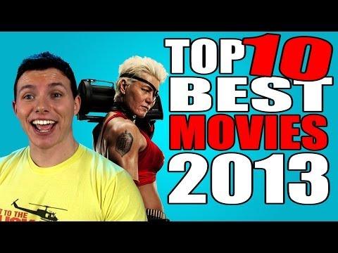 Top 10 BEST Movies 2013
