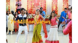 Best Ever Wedding Dance Bride and Groom Kerala Style Rejani Weds Sreeraj (New Generation Wedding)