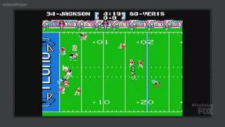 Family Guy - Peter and Quagmire play Tecmo Bowl