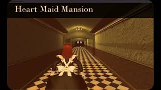 3D Heart Maid Mansion Preview